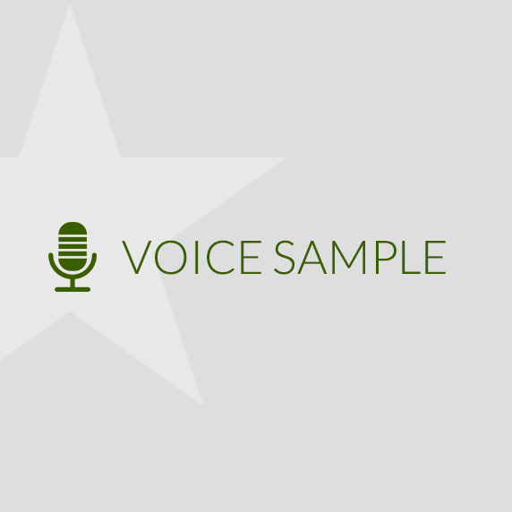 VOICE SAMPLE